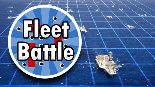 Fleet Battle - Pen and Paper Battleship game
